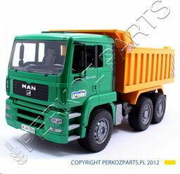 Ciężarówki zabawki Bruder