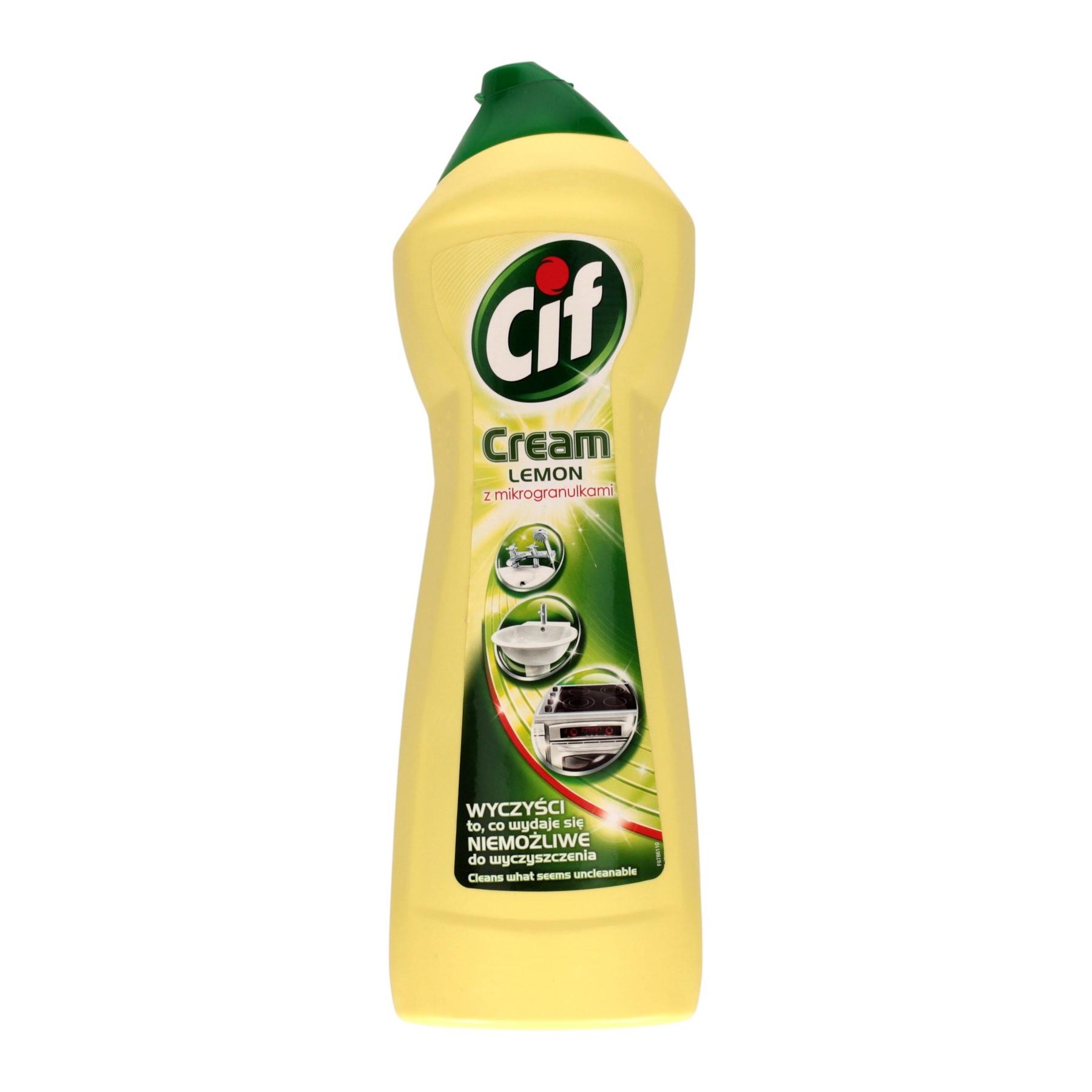 Cif środki czystości