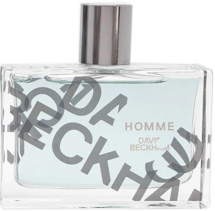 David Beckham perfumy
