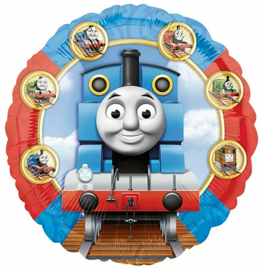 Dekoracje urodzinowe Tomek i Przyjaciele