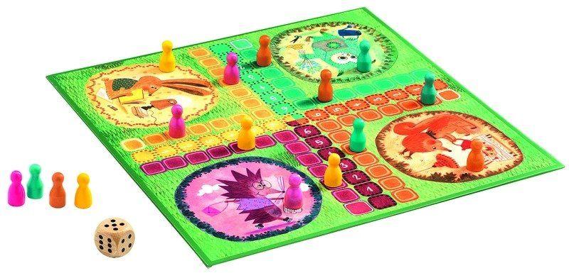 Djeco gry planszowe