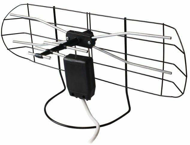 DPM anteny