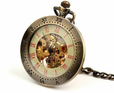 Drobiny Czasu zegarki