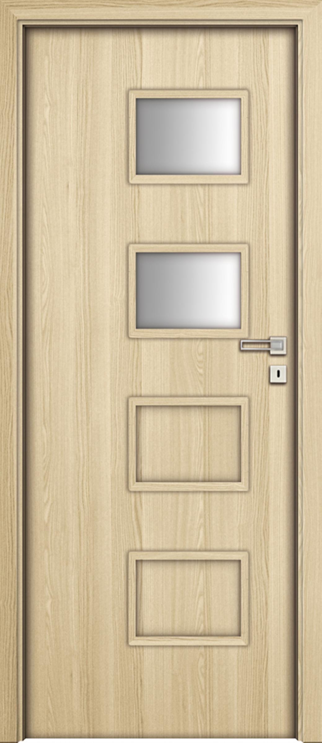 Drzwi dąb