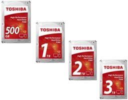 Dysk twardy 500GB Toshiba