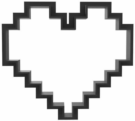 Foremka serce