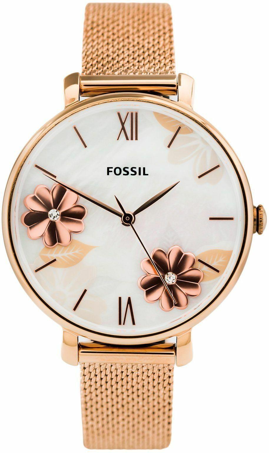 Fossil zegarki