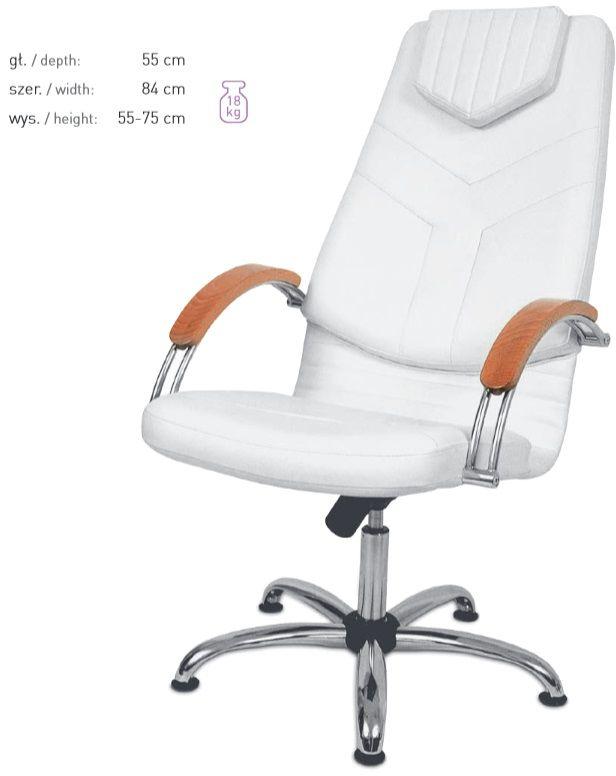 Fotel kosmetyczny Panda