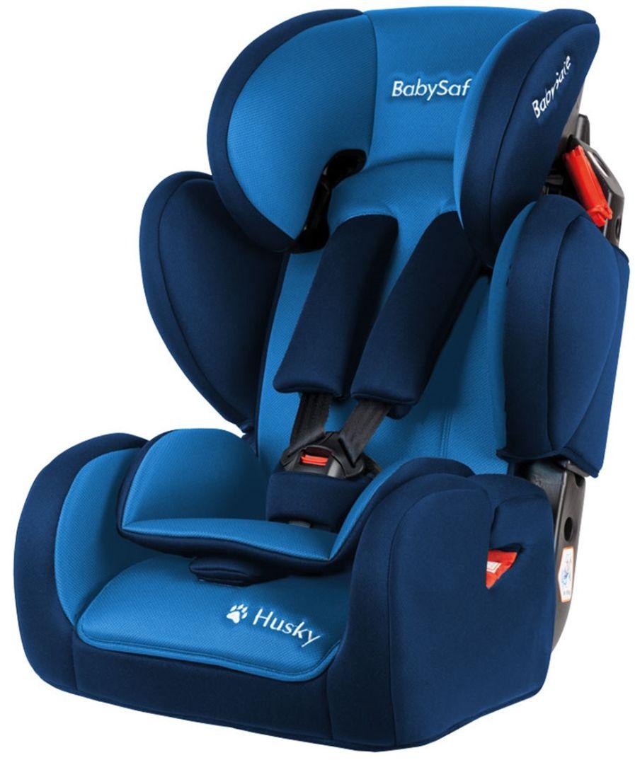 Foteliki samochodowe BabySafe