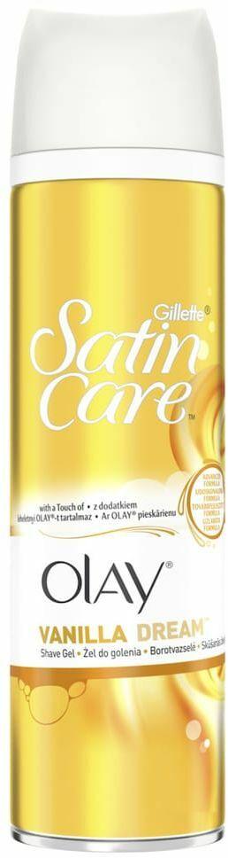 Gillette Satin Care