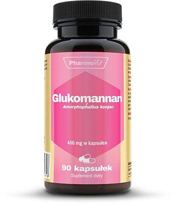 Glukomannan