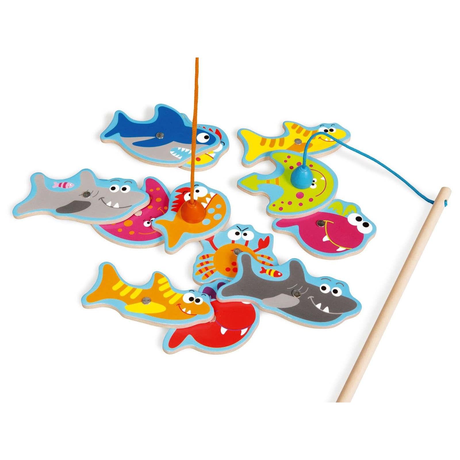 Gra łowienie rybek