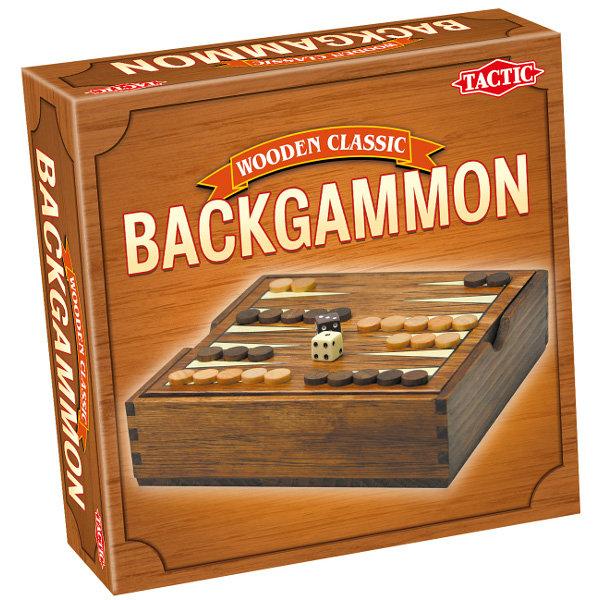 Gry Backgammon