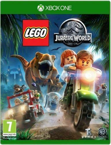 Gry LEGO Jurassic World
