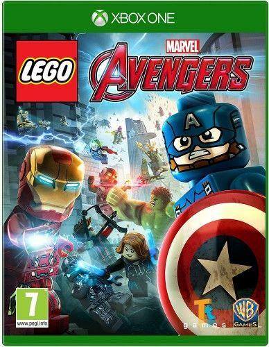 Gry LEGO Marvel Avengers