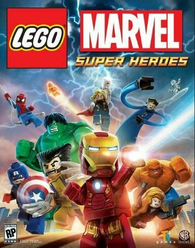 Gry LEGO Marvel Super Heroes