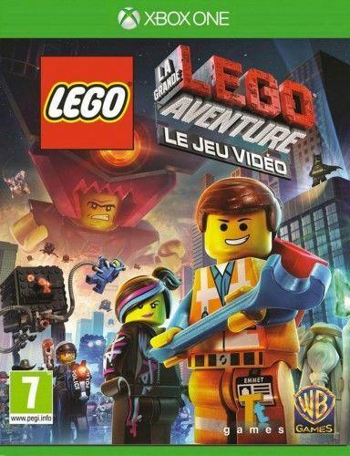 Gry LEGO Przygoda