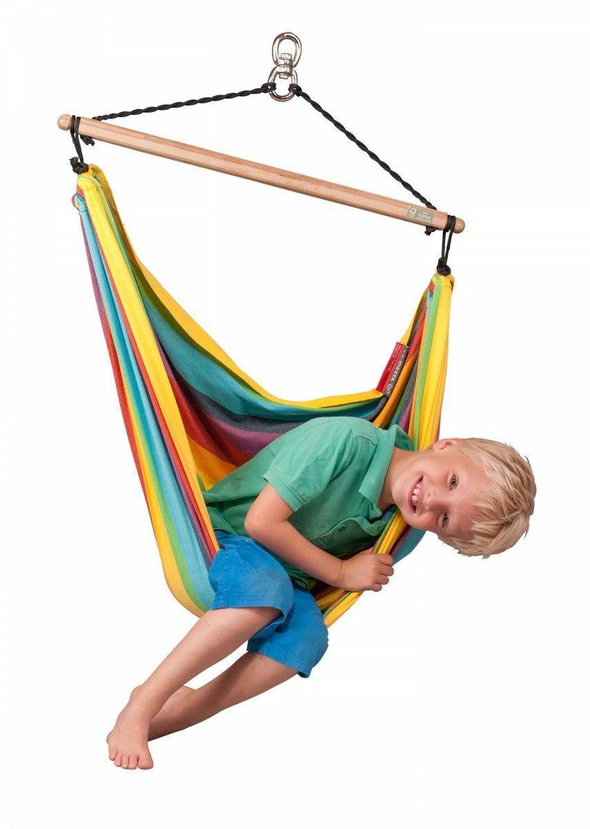 Hamak brazylijski dla dzieci