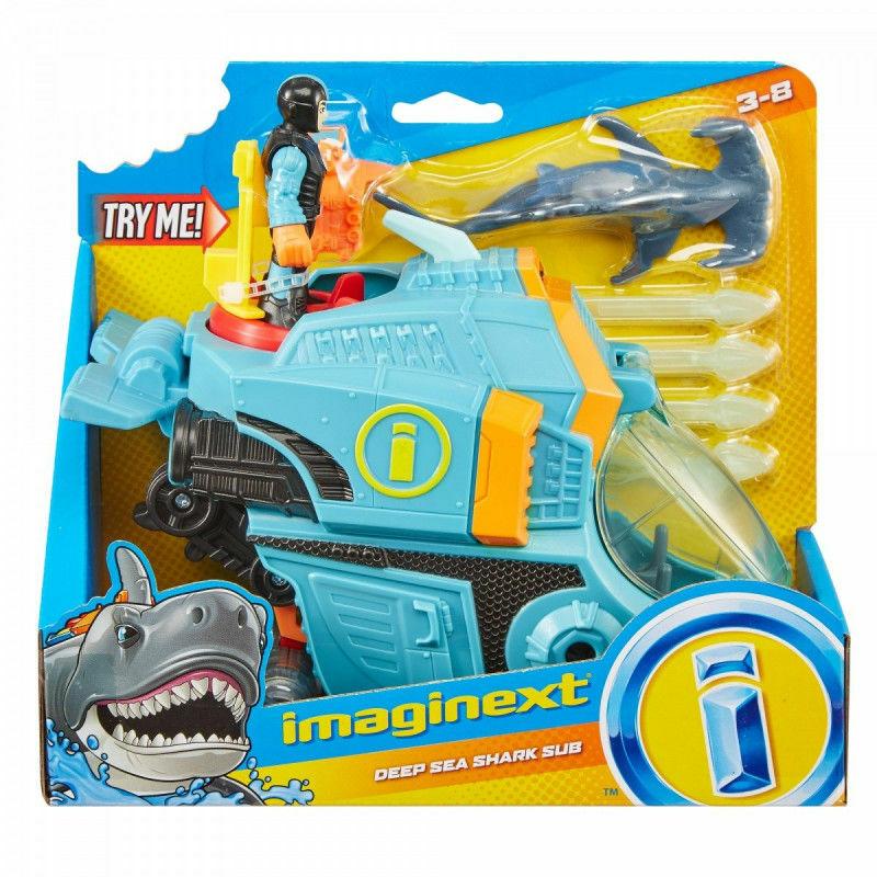 Imaginext zabawki