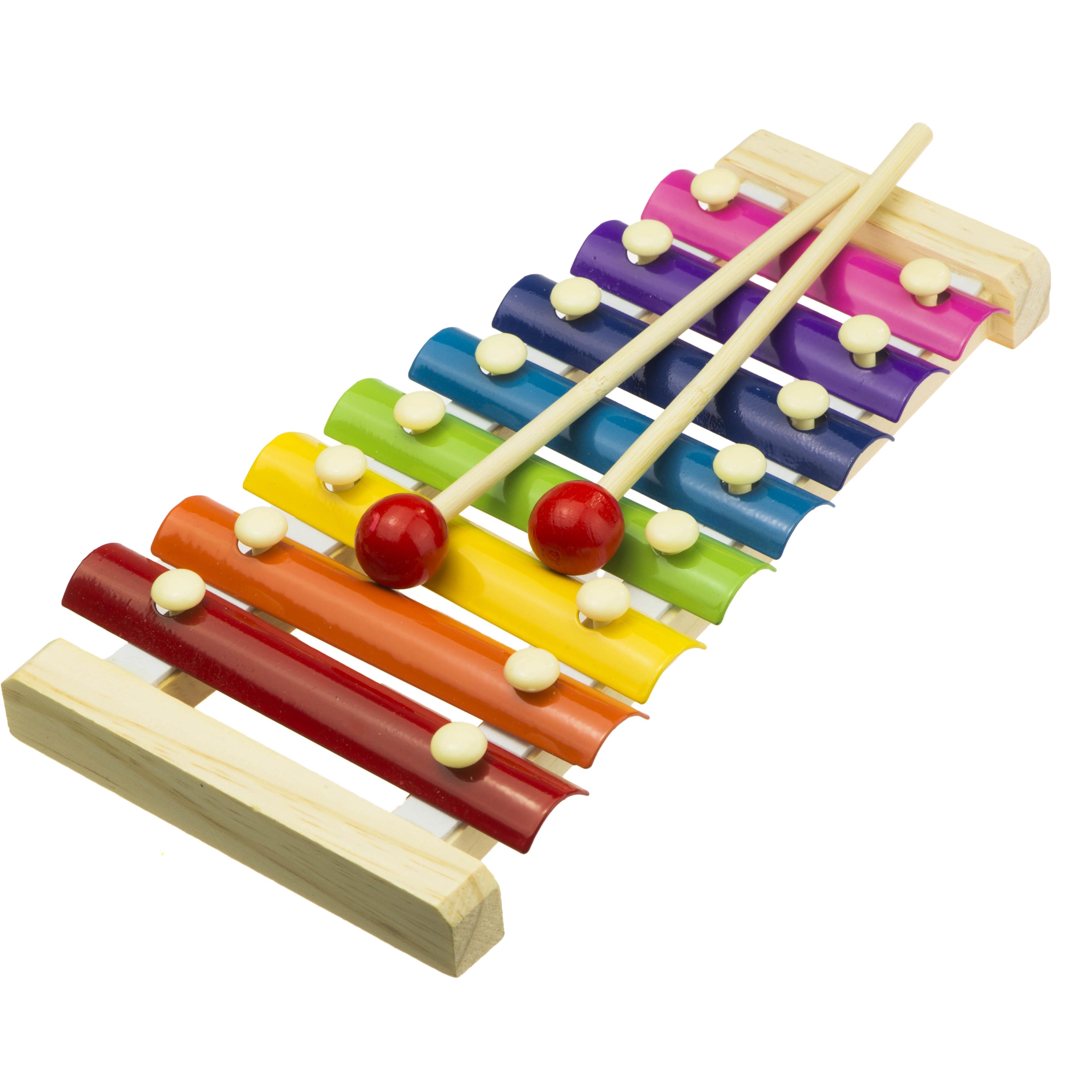 Instrumenty drewniane dla dzieci