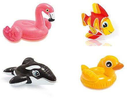 Intex zabawki do wody
