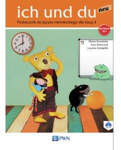Język niemiecki klasa 1 szkoła podstawowa