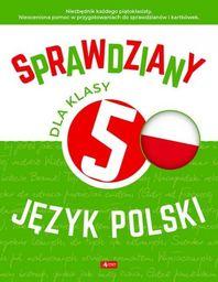 Język polski klasa 5 szkoła podstawowa
