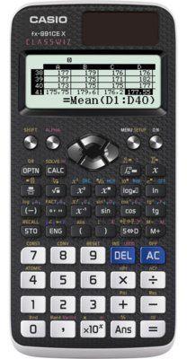 Kalkulator naukowy Casio