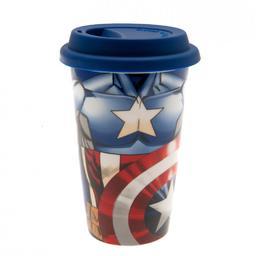 Kapitan Ameryka kubek
