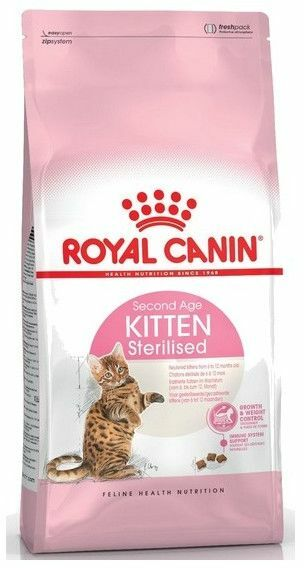 Karma dla kota po sterylizacji Royal Canin