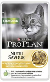 Karma dla kota po sterylizacji