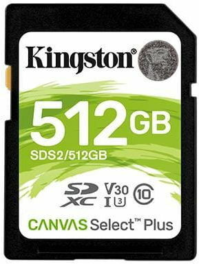 Karta pamięci 512gb