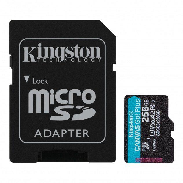 Karty pamięci 256gb