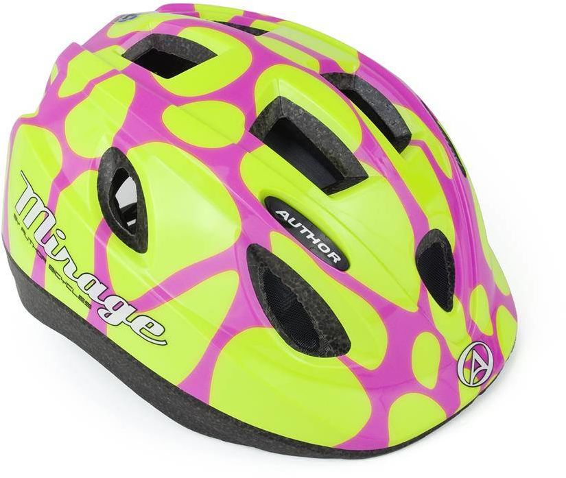 Kask rowerowy Author