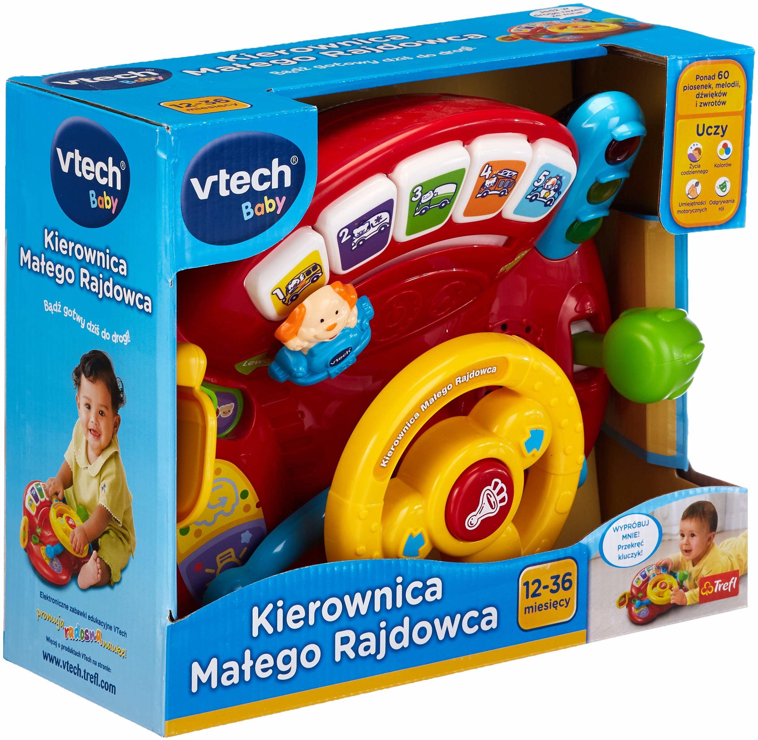 Kierownica dla dzieci Vtech