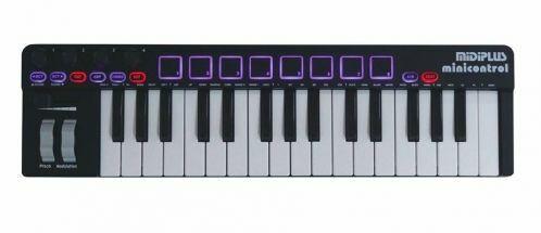 Klawiatura MIDI