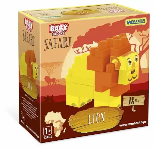 Klocki Safari