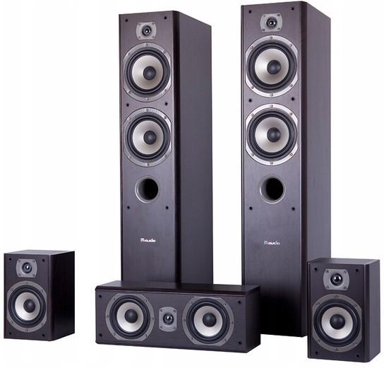 Kolumny podłogowe M Audio