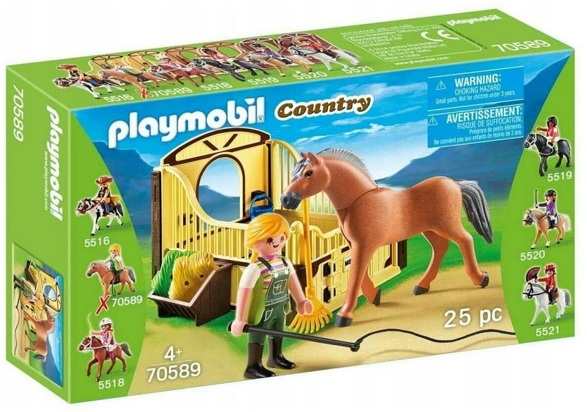 Konie zabawki