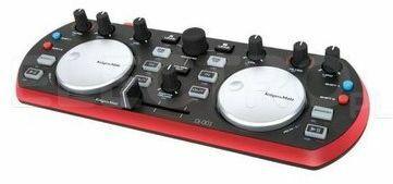Kontroler DJ