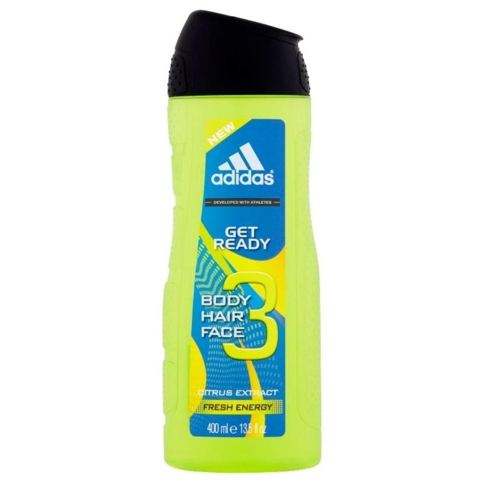 Kosmetyki męskie Adidas