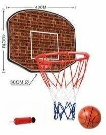 Kosz do koszykówki dla dzieci
