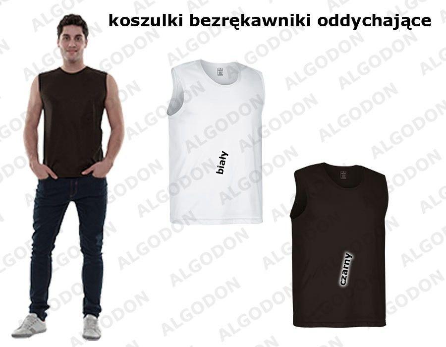 Koszulka termoaktywna bez rękawów