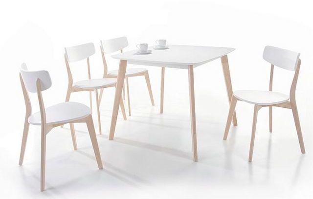 Krzesło minimalistyczne