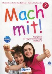 Książka do niemieckiego klasa 5