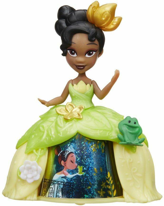 Księżniczka i żaba zabawki