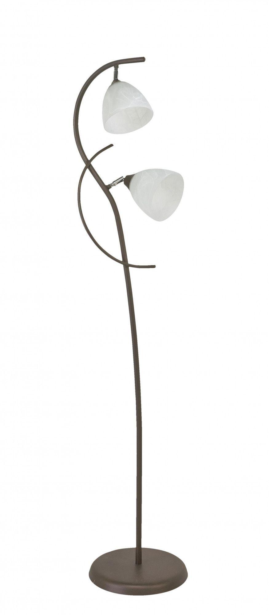 Lampa stojąca retro