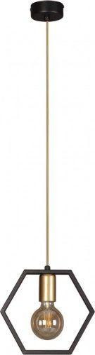 Lampa sufitowa plaster miodu
