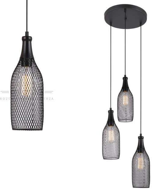 Lampa sufitowa ze ściemniaczem