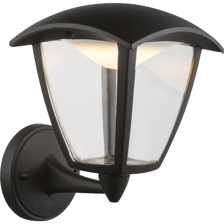 Lampa zewnętrzna czarna